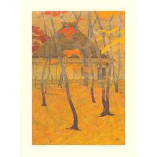 Katsuda, Yukio: No. 229 - Gioji - 祇王寺 - Ohmi Gallery
