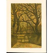 Katsuda, Yukio: No. 94 - Arashiyama - 嵐山 - Ohmi Gallery