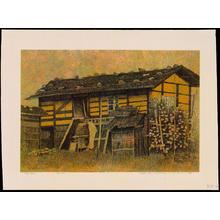 Katsuda, Yukio: No. 97 - Cabin at Inoshita - 井下の小屋 - Ohmi Gallery