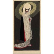 河野薫: Dancing Figure (Sagimusume) - 鷲娘 - Ohmi Gallery