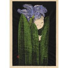 Kawano Kaoru: Little Flora C - Ohmi Gallery