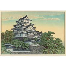 Kawase Hasui: Himeji Castle - Ohmi Gallery