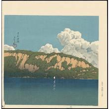 Kawase Hasui: Lake Towada - 十和田湖 - Ohmi Gallery
