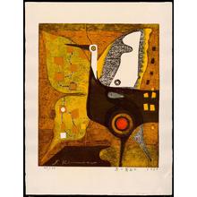 Kimura, Yoshiharu: Birds Fable B - 鳥の寓話 B - Ohmi Gallery