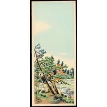 Kotozuka Eiichi: Kyokochi Pond (Kinkakuji Temple) - 鏡湖地畔(きょうこち) - Ohmi Gallery