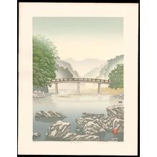 Miyamoto, Shufu: Yoshii Tenjinkyo Canyon - 芳井天神峡 - Ohmi Gallery