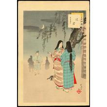 Mizuno Toshikata: Streetwalkers - 辻君 - Ohmi Gallery