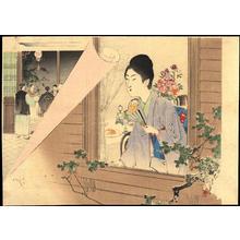 Mizuno Toshikata: The Banquet (1) - Ohmi Gallery