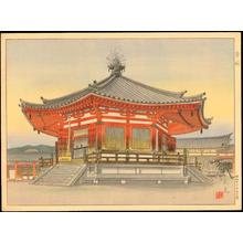Masamoto, Mori: Yumedono Temple - 夢殿 - Ohmi Gallery