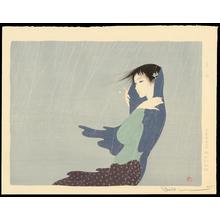 Kiyoshi Nakajima: Fine Rain - 糸雨 - Ohmi Gallery