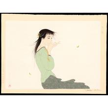 Kiyoshi Nakajima: Thoughts of the Wind - 風の想い - Ohmi Gallery