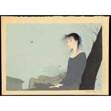 Kiyoshi Nakajima: Words of the Wind - 風ことば - Ohmi Gallery