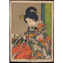 Watanabe Nobukazu: Love Of Pekinese - ちん好 - Ohmi Gallery