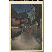 Nouet, Noel: Kagurazaka - 神楽坂 - Ohmi Gallery