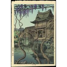 Nouet, Noel: Kameido Shrine - 亀戸 - Ohmi Gallery