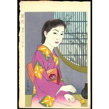 Onuma, Chiyuki: March - Elegant - 閑雅 - Ohmi Gallery