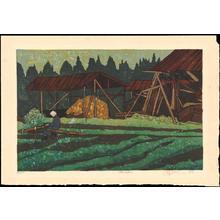 Rome, Joshua: Akisaku (Autumn Harvest) - Ohmi Gallery