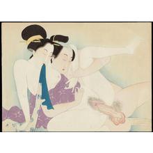 Seitei School: Untitled Shunga - Ohmi Gallery