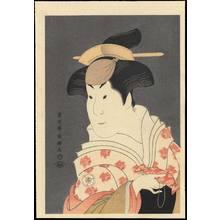 東洲斎写楽: Iwai Hanshiro IV as the Wet Nurse Shigenoi - 岩井半四郎 (1) - Ohmi Gallery