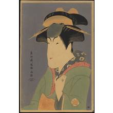 東洲斎写楽: Nakayama Tomisaburo as Miyagino - Ohmi Gallery