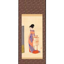 Tatsumi, Shimura: Lantern - 行燈 - Ohmi Gallery