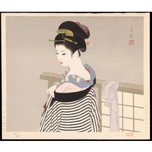 Tatsumi, Shimura: Preparation - 仕度 - Ohmi Gallery