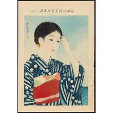 Ito Shinsui: No. 10- Summer (1) - Ohmi Gallery