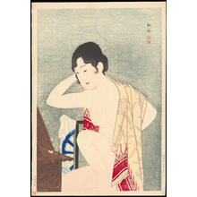 Watanabe Shotei: Beauty Before a Mirror - Ohmi Gallery