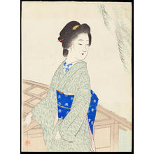 Suzuki, Kason: Pleasure Boat - 屋形船 - Ohmi Gallery