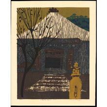 Takagi, Shiro: Isurugi Temple - 石動寺 - Ohmi Gallery