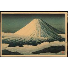 渡辺省亭: Nearby Omuro - 大室 - Ohmi Gallery