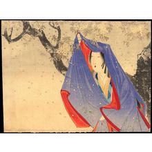 Takeuchi Keishu: Ben No Naiji - 弁内侍 - Ohmi Gallery