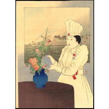 武内桂舟: Nurse (1) - Ohmi Gallery