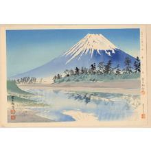 Tokuriki Tomikichiro: No. 30- Tago Bay - 田子の浦 - Ohmi Gallery