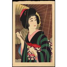 鳥居言人: Rain - 雨 - Ohmi Gallery