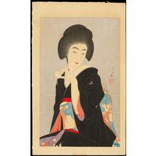 Torii Kotondo: Tipsy - ほろ酔 - Ohmi Gallery