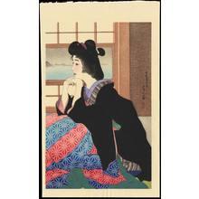 Torii Kotondo: Snow - 雪 - Ohmi Gallery