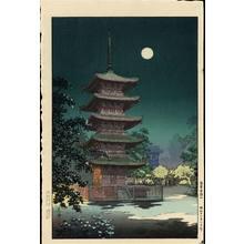 風光礼讃: Asakusa Kinryuzan - 浅草金龍山 - Ohmi Gallery