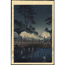風光礼讃: Benkei Bridge - 弁慶橋 - Ohmi Gallery