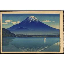 Tsuchiya Koitsu: Lake Shoji - 精進湖 - Ohmi Gallery