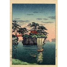 Tsuchiya Koitsu: Matsushima - 松島 - Ohmi Gallery