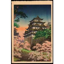 Tsuchiya Koitsu: Nagoya Castle - 名古屋城 - Ohmi Gallery