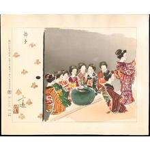 Wada Sanzo: Maiko - Ohmi Gallery
