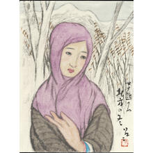 Takehisa Yumeji: Northern Winter - 北方の冬 - Ohmi Gallery