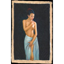 Zhangbo: Nude Virgin with Sun - Ohmi Gallery