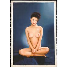 Zhangbo: Nude Yogini - Ohmi Gallery