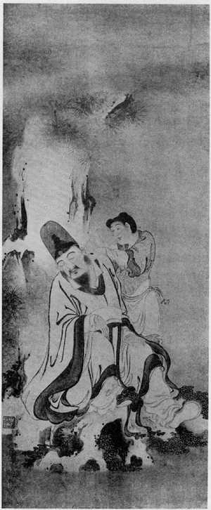 Yoshida Hanbei: (唐人抓耳図) - Ritsumeikan University