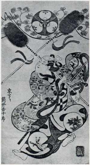 Unknown: (筒井吉十郎) - Ritsumeikan University