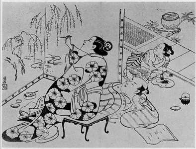 Kondo Kiyonobu: (絵師) - Ritsumeikan University