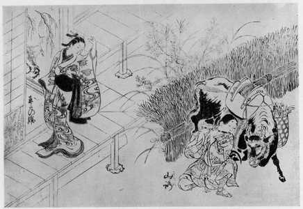 西川祐信: 「玉よの姫」「山路」 - 立命館大学